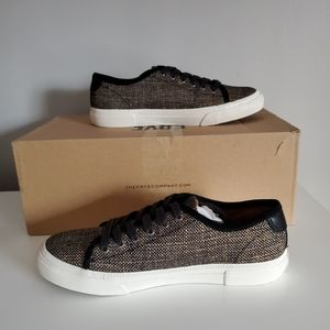 Frye Gia canvas sneakers NIB
